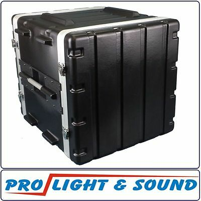 10 RU Unit Roadcase Rackcase Road Flight Rack Case FAST SHIP FROM SYDNEY