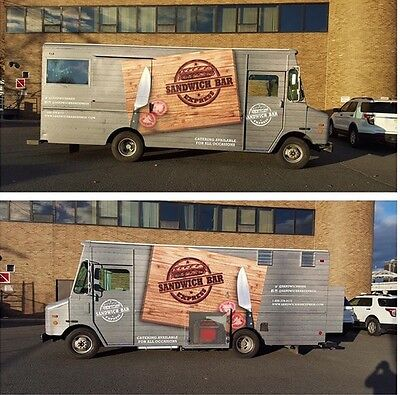 Food Truck for sale Fully loaded kitchen -Fiancing available