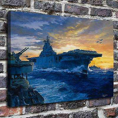 The Pacific Ocean HD Canvas print Home decor Art Painting posters12x16