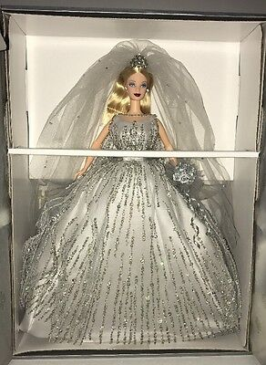 2000 Millennium Bride Barbie Collector Doll  NRFB