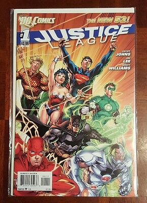 Justice League 0 - 52 Complete Series DC New 52