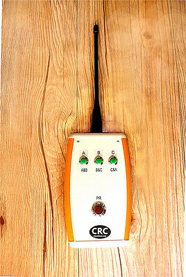 Clay Remote Controls 3 Single Traps 3 True Pairs for Skeet Sport Shooting FC4003