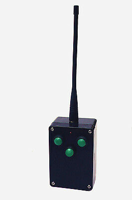 Club Use Waterproof Clay Remote 2 Channels for Skeet Shooting Trap Thrower