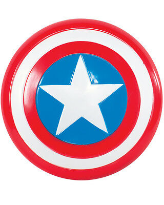 "Child's Marvel Comics Captain America Toy Shield 12"" Costume Accessory"