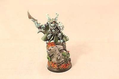 Warmachine Retribution of Scyrah Lord Arcanist Ossyan Pro Painted