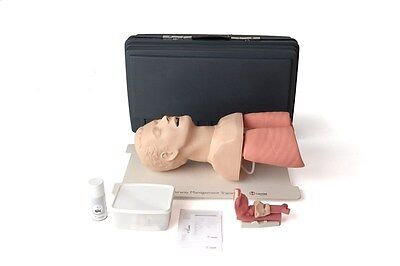 Laerdal Airway Management Trainer Intubation Manikin ACLS CPR AMT Simulator EMT