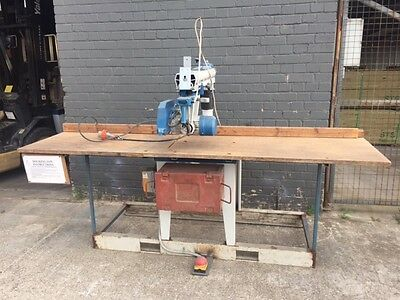OMGA Radial Arm Saw