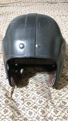 Vintage 1950's Macgregor    Military Army Football Helmet E730G 7 Leather