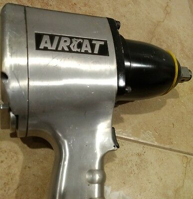 "Aircat 1601  3/4"" Drive Heavy Duty Impact Wrench... Used once... 1400 ft lbs"