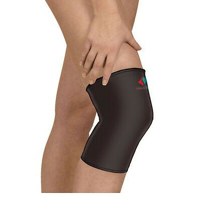 Knee Support Neoprene COMFORTABLE Elastic Injury Pain Brace Sauna Effect Strap
