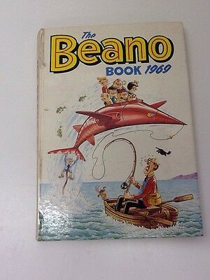 The Beano Annual Book 1969