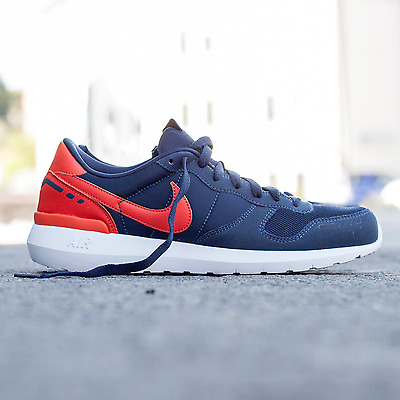 NIKE AIR VORTEX '17 ( Obsidian / Team orange - white) 876135401