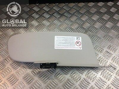 10-16 Citroen C3 O/s Driver Off Side Sun Visor