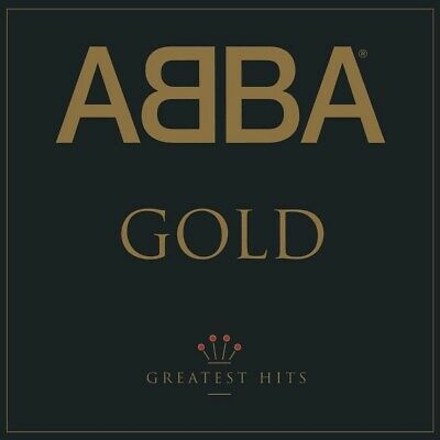 ABBA Gold remastered 180gm vinyl 2 LP + download NEW/SEALED