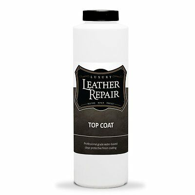 Luxury Leather Repair Leather and Vinyl Top Coat/Clear Coat