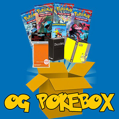 OG Pokebox | Pokemon Mystery Box | Ships July 1st