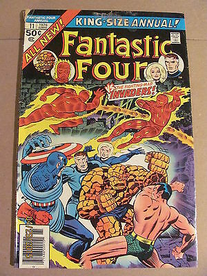 Fantastic Four Annual #11 Marvel Comics 1961 Series