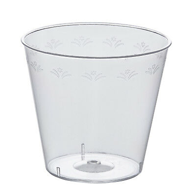 2500x Clear Shot Glasses Disposable Plastic 29ml/1oz, Party and Wedding supplies