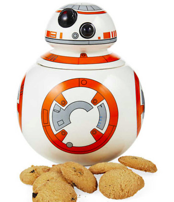 Star Wars BB-8 Droid Ceramic Cookie Jar BB8 Disney The Force Awakens