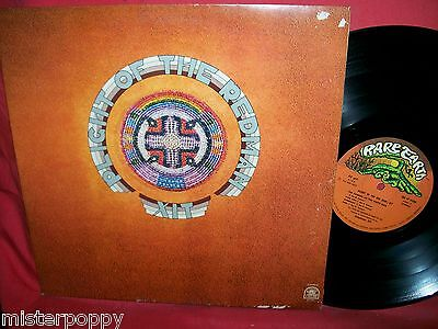 XIT Plight of the redman  LP 1972 ITALY EX+ rare American Indians Psych Prog