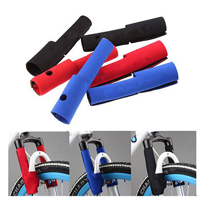 Chain Front Fork Protector Mountain Bike Protection Guard Diving Suit Fabric