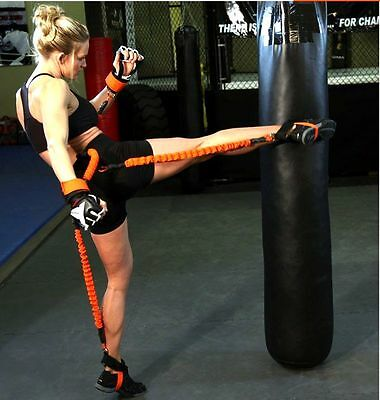 MMA/Boxing Full Body Resistance Power Tubes. ** FLASH SALE 49.99**