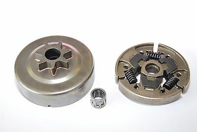 Stihl 3/8 Chain Sprocket & Clutch  & Bearing 023 025  Ms230 Ms250 1123 640 2074