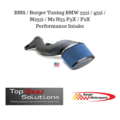 Burger Tuning BMS N55 Performance Intake for BMW F30 F32 F22 335i 435i M235i