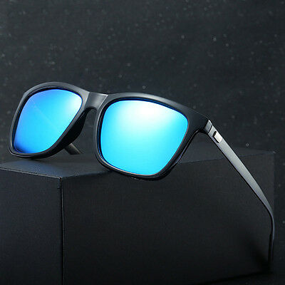 Men's Polarized Driving Sunglasses Outdoor Sports Eyewear Style Colored Glasses