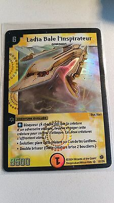 Duel Masters Ladia Bale l'Inspirateur super rare Near mint