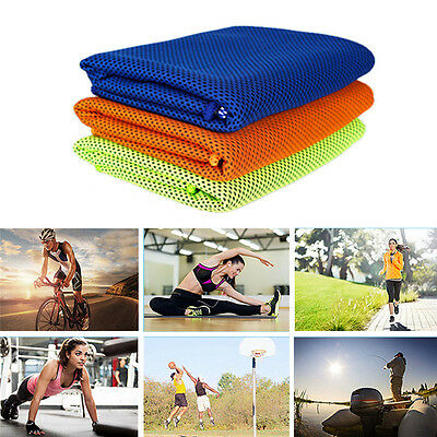 Durable Outdoor Cooling Towel Sports Quick-drying Towel Gym Golf Hiking Travel