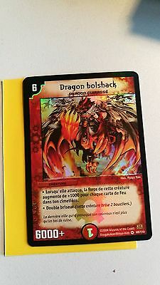 Duel Masters Dragon Bolshack very rare Near mint