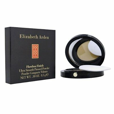 ELIZABETH ARDEN FLAWLESS FINISH PRESSED POWDER - (Medium 03) 8.5g - NEW IN BOX