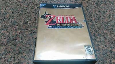 "The Legend of Zelda: The Wind Waker ""For Rental Use"" Nintendo GameCube Rare comp"