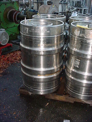 55 gallon Stainless Steel PRESSURE TANK drum barrel prepper homebrew still keg