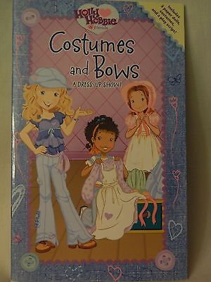 New First Edition 2006 Holly Hobby & Friends Costumes And Bows Dress-Up Show