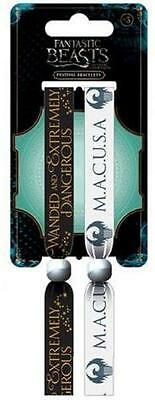 Fantastic Beasts Festival Wristbands - FREE POSTAGE