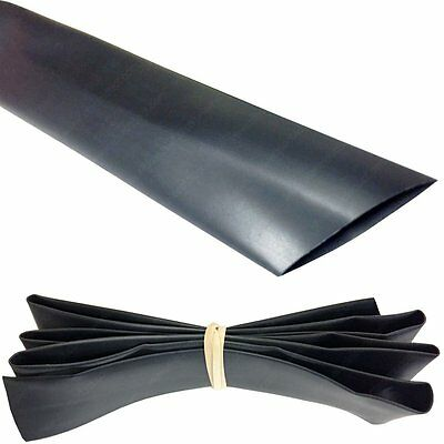"5/8"" Heat Shrink Tubing 2:1 - 10FT (Black)"