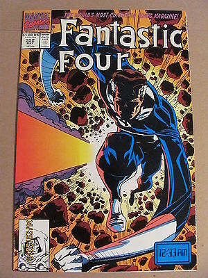 Fantastic Four #352 Marvel Comics 1961 Series 9.2 Near Mint-