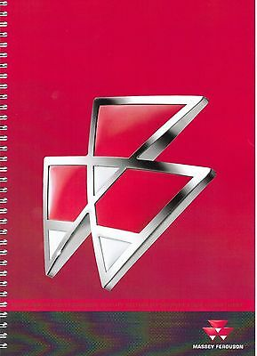 Genuine Massey Ferguson 3000 Series Operators Manual