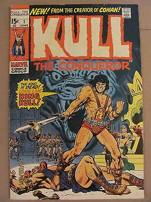 Kull The Conqueror #1 to #29 Marvel Comics Complete 1971 Series & More MUST SEE