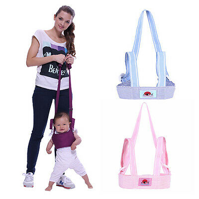 Toddler Baby Walk Assistant Infant Carry Walking Wings Belt Safety Harness Strap
