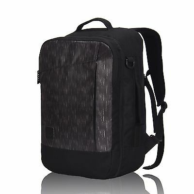 """Cabin Approved Carry-on Backpack Travel 20"""" Suitcase Convertible Weekend Bag New"""