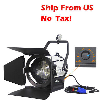100W LED Studio Fresnel spot Continuous Light Video Camera