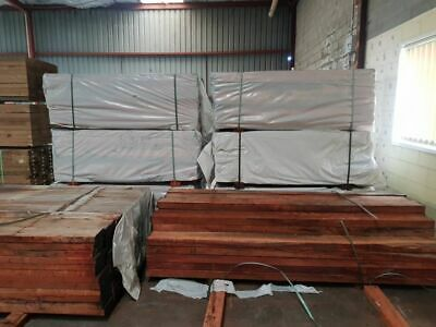 Redgum Red Gum Sleepers 200 x 75mm x 2.7mtrs Treated Pine Gal H C Steel Channels