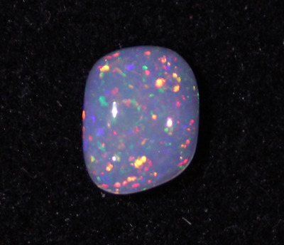 1,03 ct - Opale welo hydrophane - Ethiopie - cabochon forme libre -  welo loose