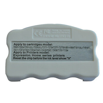 Ink Cartridge Chip Resetter for Epson T252 WorkForce WF-3620 WF-3640 WF-7110