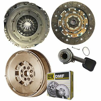 Clutch Kit And Luk Dmf And Csc (4 Part Kit) For Ford Mondeo Hatchback 2.0 Tdci