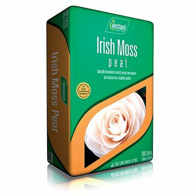 Westland Irish Moss Peat 100 Litre - Next Day Delivery