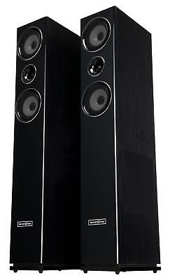 Bennett & Ross St-150B Hifi Lautsprecher Audio Speaker Sidefiring Subwoofer 600W